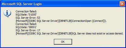 error 10061